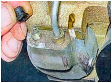 Резиновый колпачок