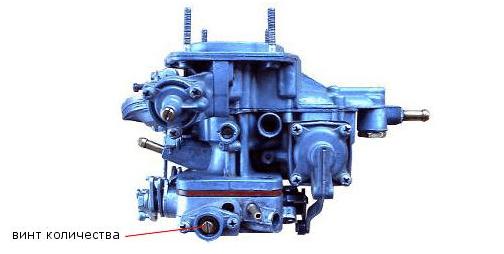 Карбюратор Солекс ВАЗ 2107 21073 установка устройство и регулировка инструкции с фото и видео