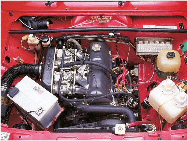Какие двигателя на ваз 2107