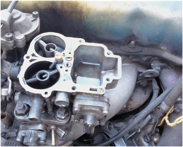 Почему машина плохо заводится карбюратор