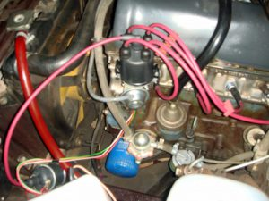 Схема электронное зажигание ваз 2106 фото 233