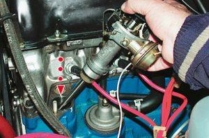 Как отрегулировать электронное зажигание на ваз 2106