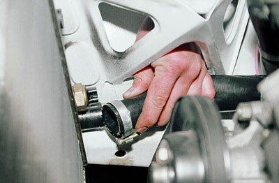 Как заменить радиатор на ВАЗ 2107: снять, установить, ремонт
