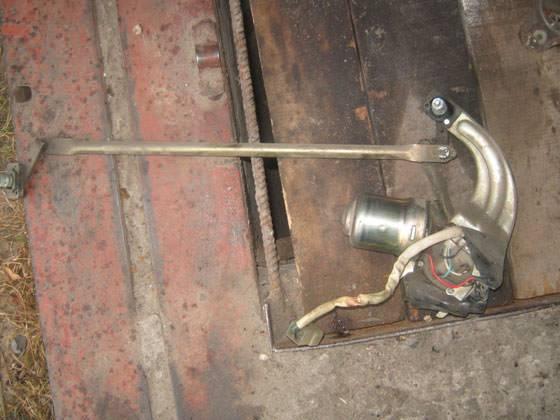 Ваз 2107 ремонт дворники