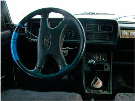 Руль на ВАЗ 2107
