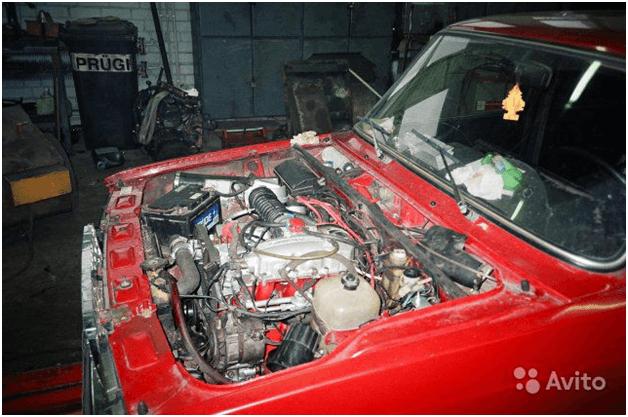 Ремонт двигателя ваз 2107 своими руками фото